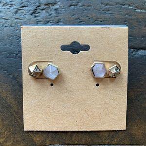 Chloe + Isabel Geovista Stud Duo Earrings